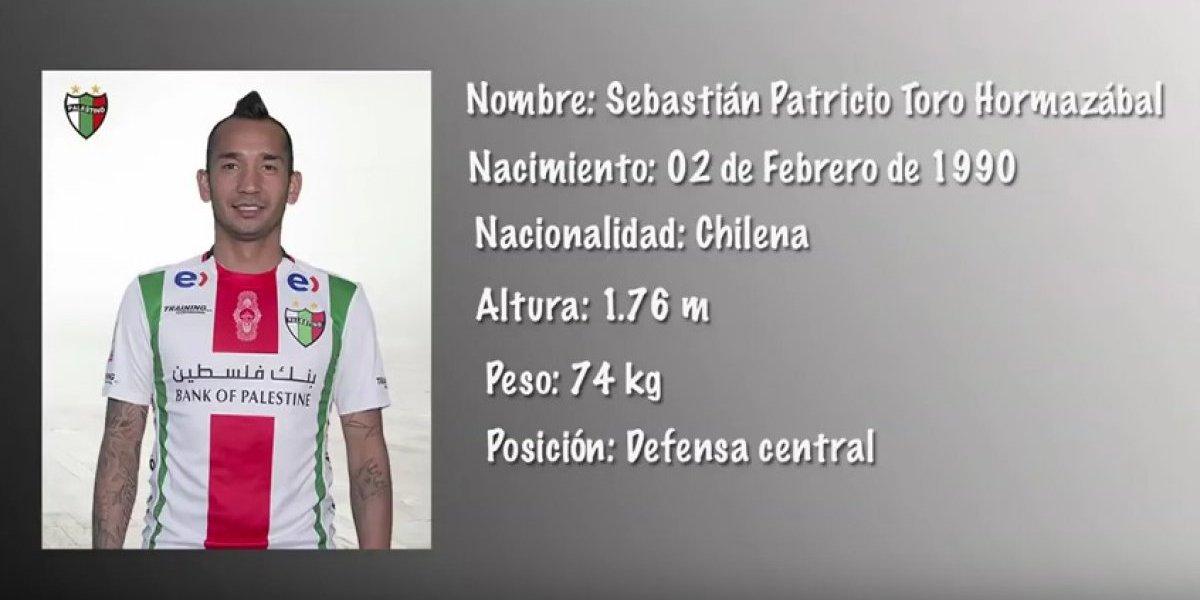"""""""Garantía de seguridad y entrega en la cancha"""": Sebastián Toro publica un video en Youtube para buscar equipo"""