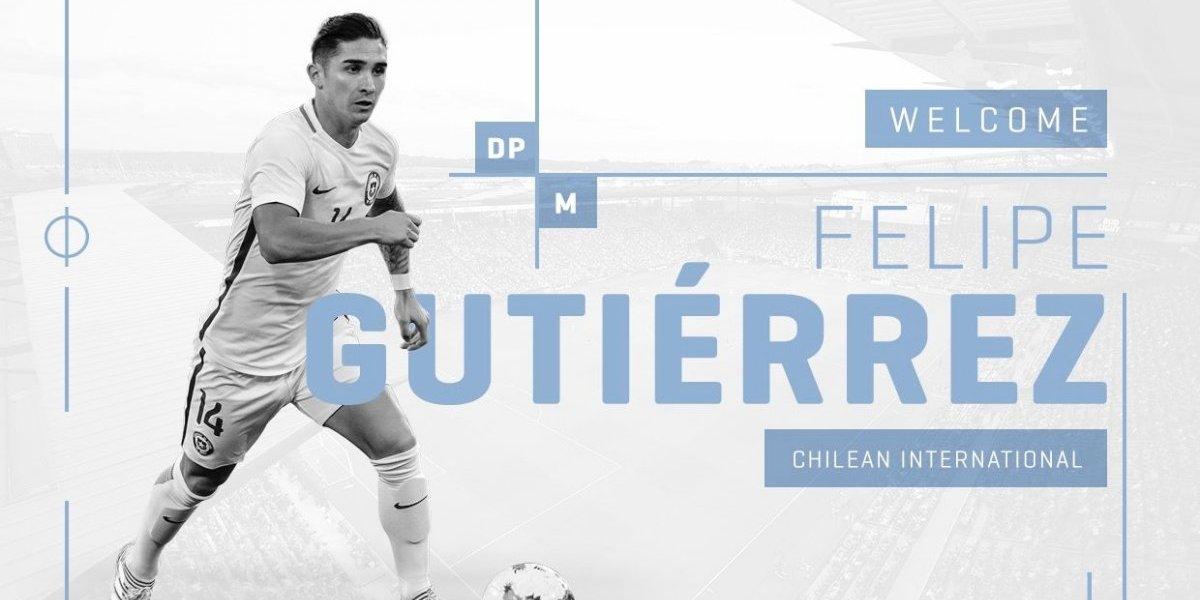 Sporting Kansas City anuncia la llegada de Felipe Gutiérrez como jugador franquicia