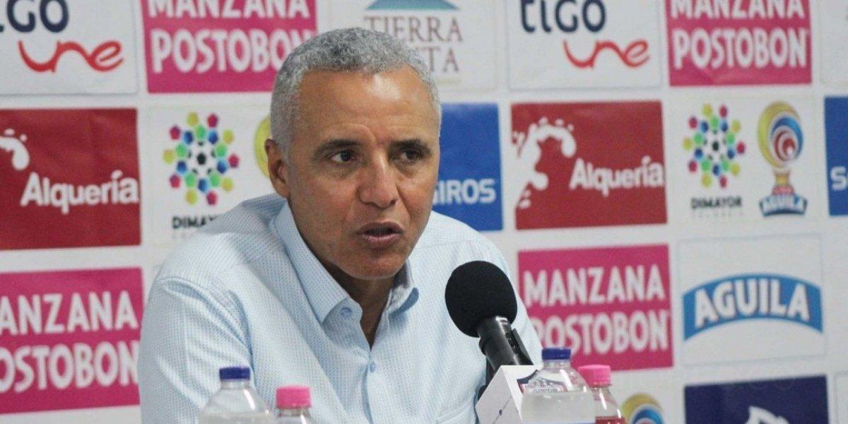 Alexis Mendoza dejaría de ser el director técnico del Junior de Barranquilla