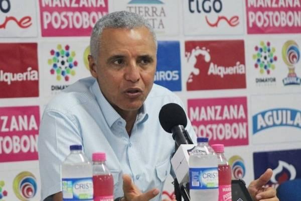 Alexis Mendoza dejaría de ser el director técnico del Junior