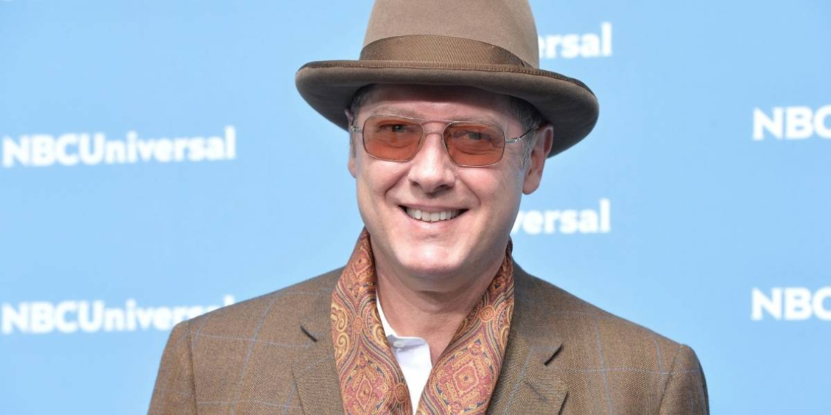 'Red' es el motor en 'The Blacklist': James Spader