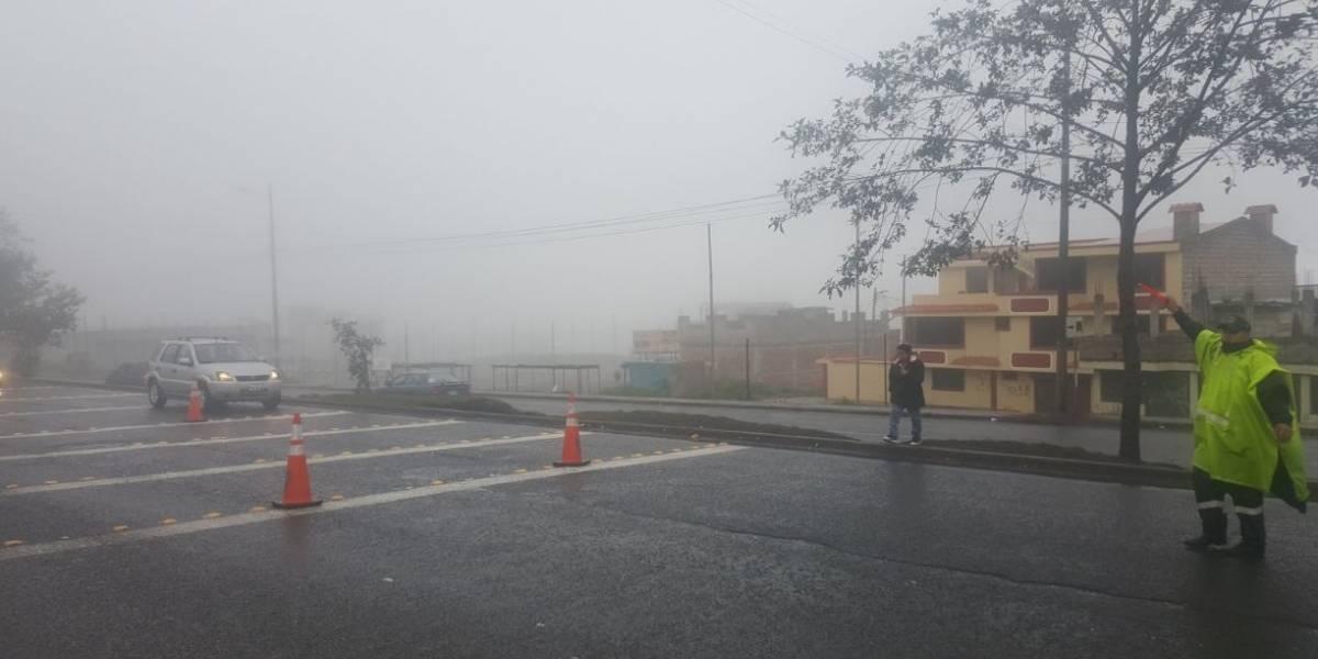 Inamhi: Lluvias se mantendrán en Quito por tres días más