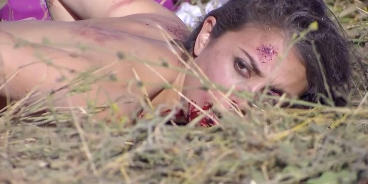 """""""Se me erizó la piel y el alma"""": La fuerte escena de Ingrid tras la violación que conmocionó a los seguidores de """"Perdona nuestros pecados"""""""