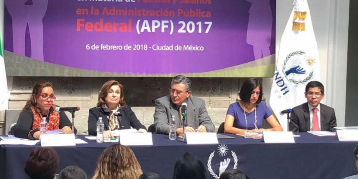 Igualdad laboral, indispensable para equidad de género: CNDH