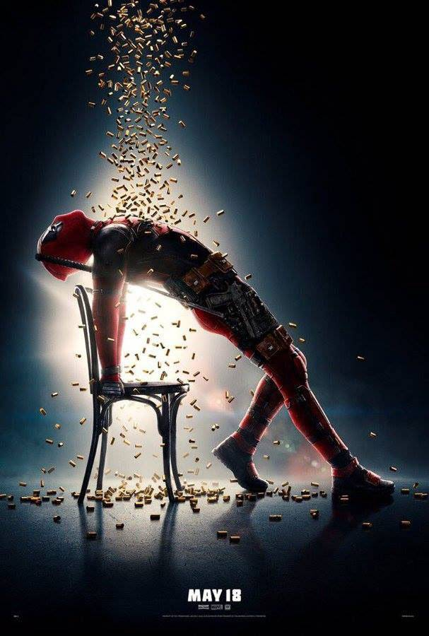 Deadpool 2 pôster