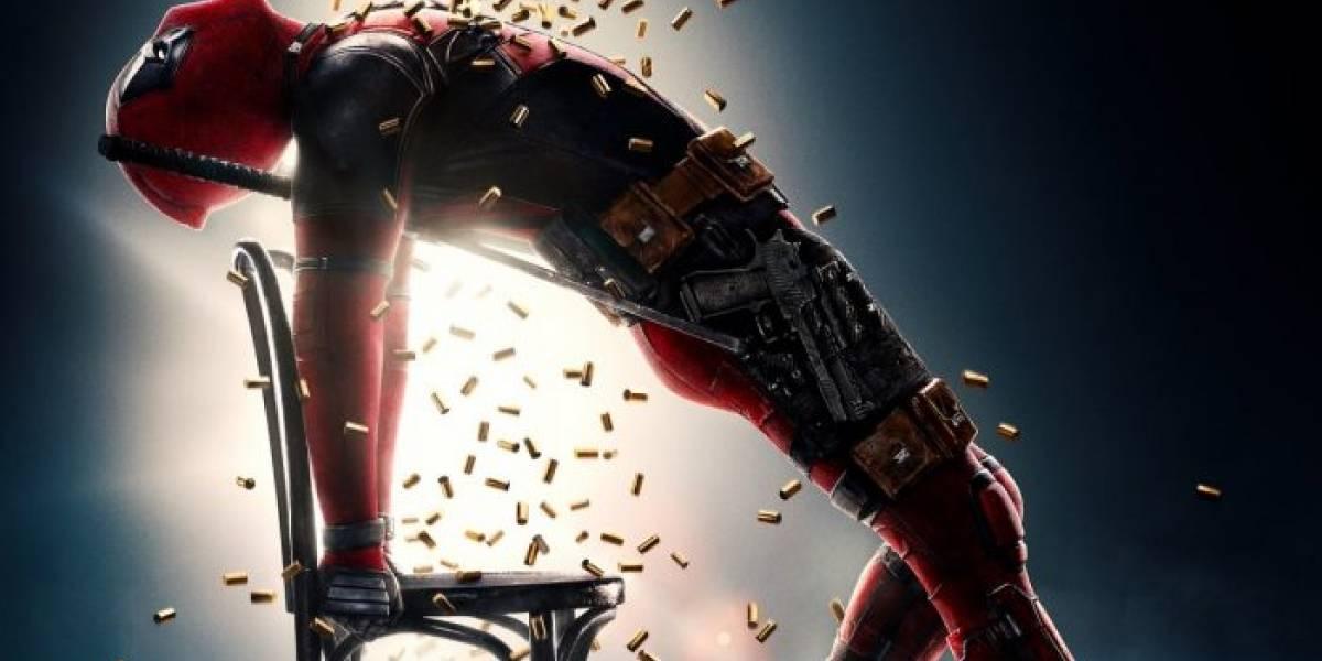 Deadpool 2 se pone retro con Flashdance en su nuevo póster