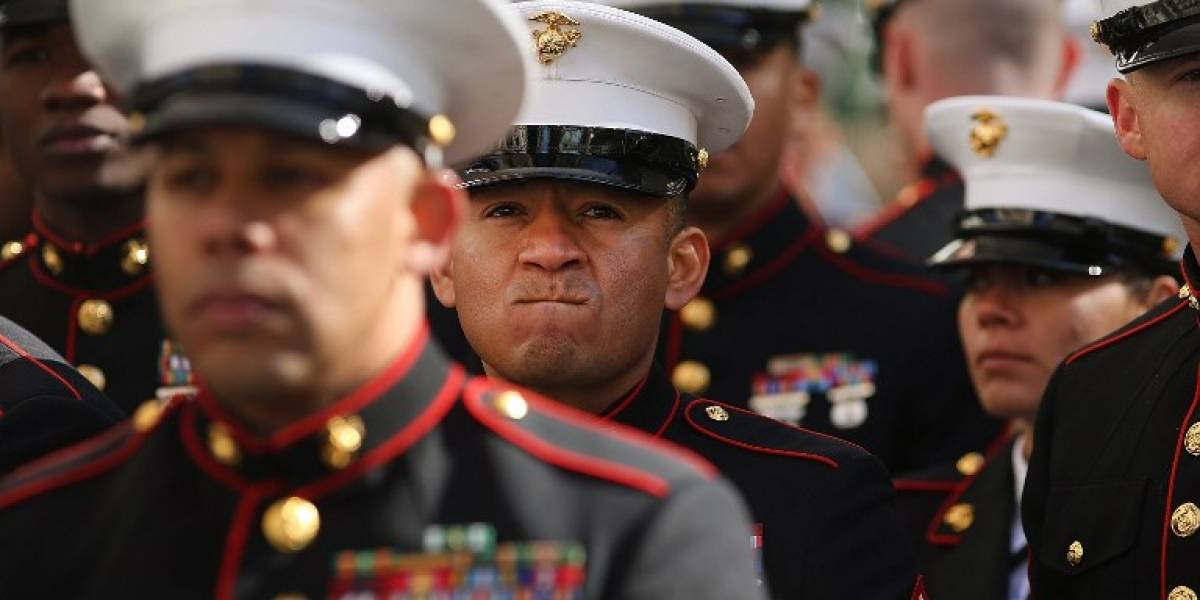 Trump quiere realizar el primer desfile militar en EE.UU. desde 1991