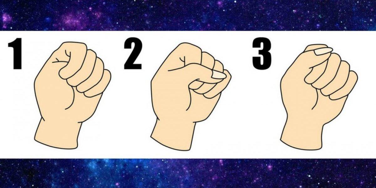 A forma que você fecha as mãos pode revelar sua personalidade oculta; veja