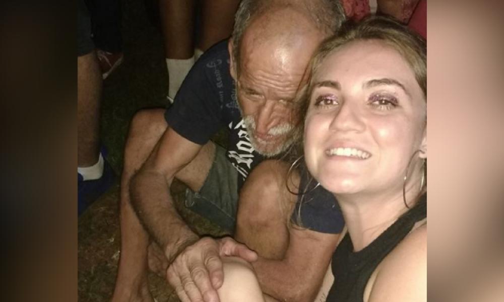 Morador de rua perdido em São Paulo reencontra a filha após sua história viralizar no Facebook
