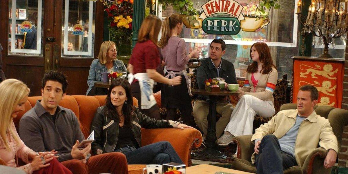 Muy pronto te podrás tomar un café en el mítico Central Perk