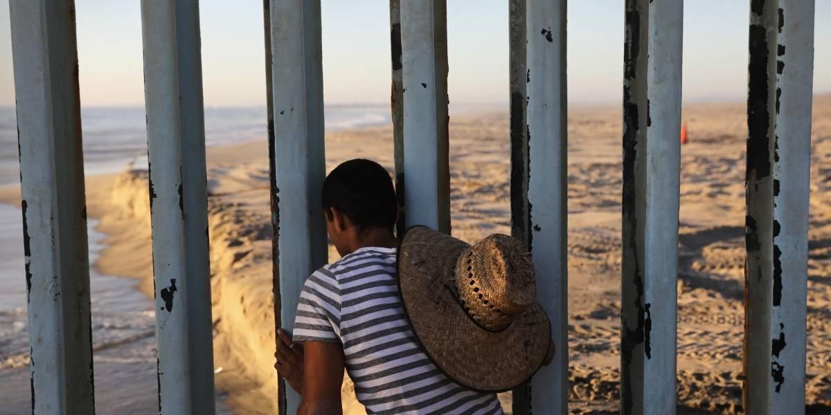 Aumenta número de migrantes muertos en la frontera México-EU en 2017