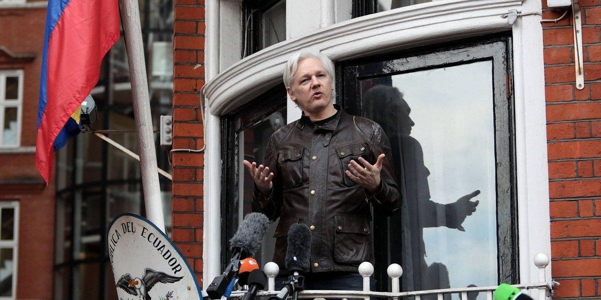 Justicia británica confirma la orden de detención contra Julian Assange