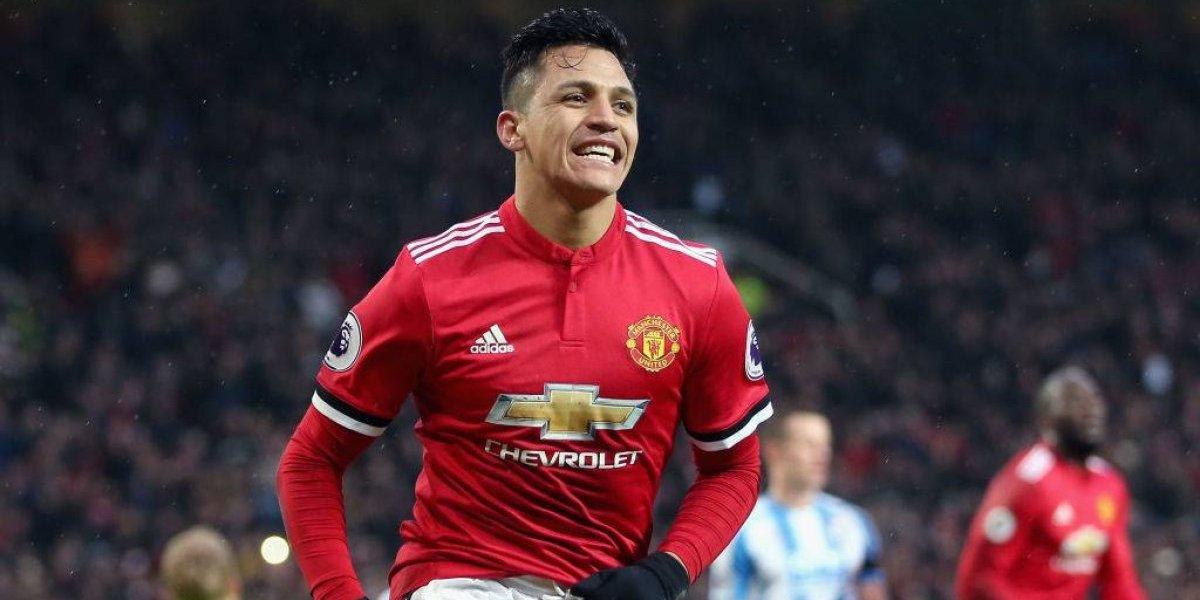 """Uno que sabe: Rooney cree que Alexis es el """"jugador perfecto"""" para el United"""