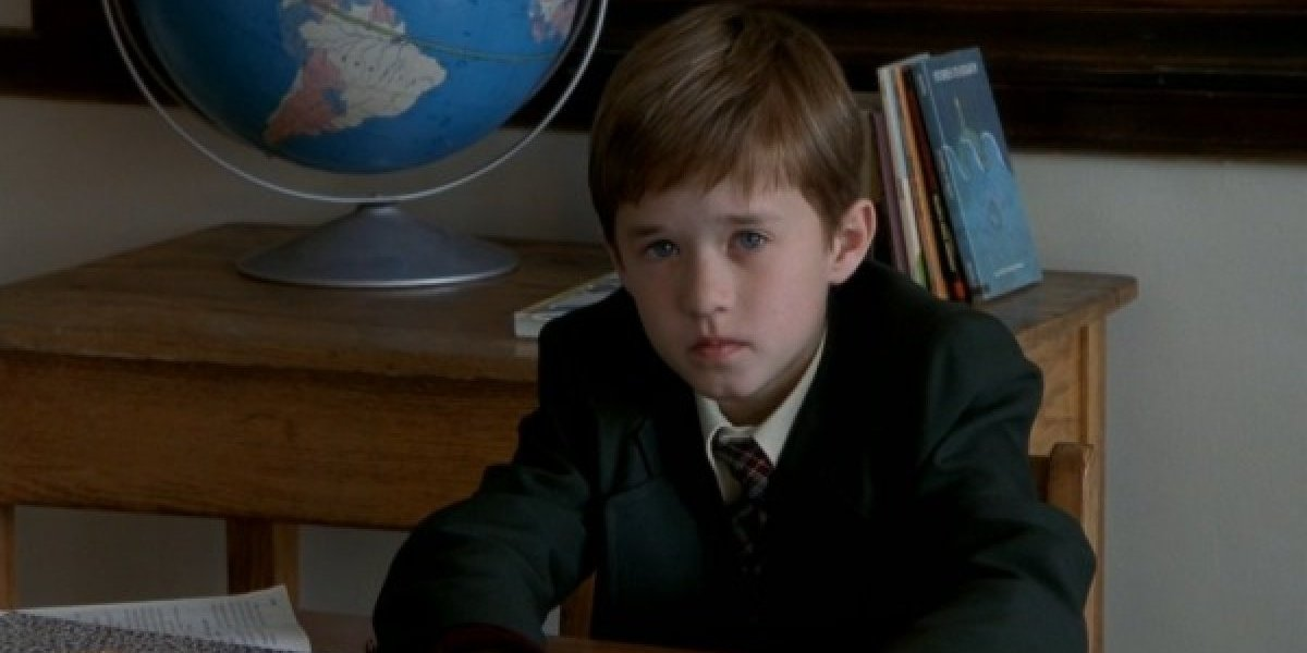 """La primera imagen de """"The X-Files"""" muestra a Haley Joel Osment irreconocible"""