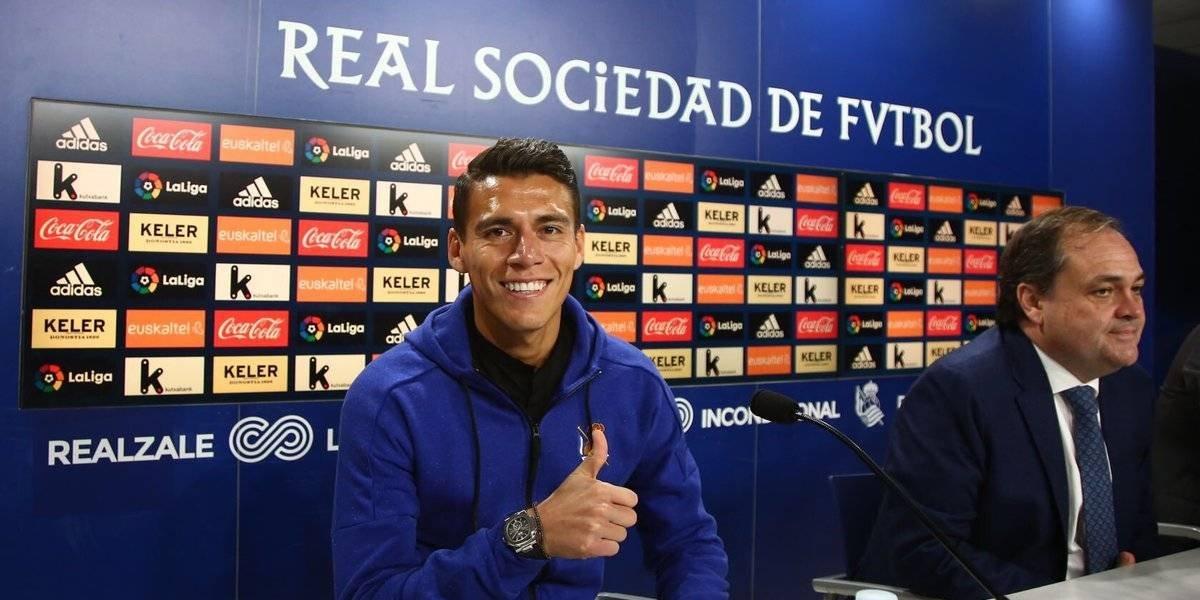 Héctor Moreno no tendrá debut de ensueño frente al Real Madrid