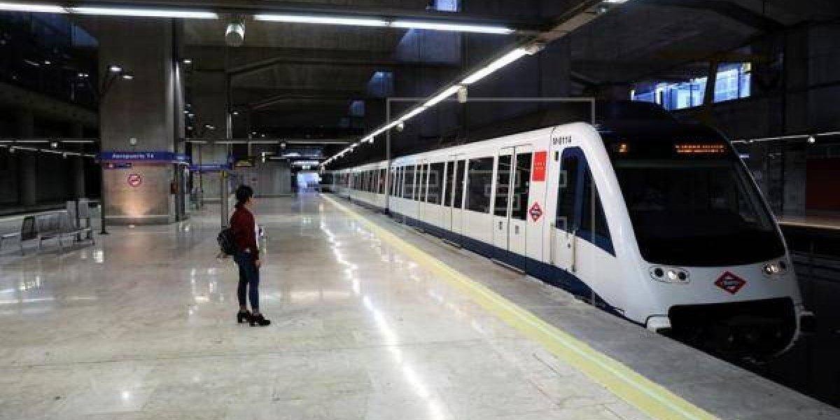 Ecuatoriano detenido como presunto violador del metro de Madrid