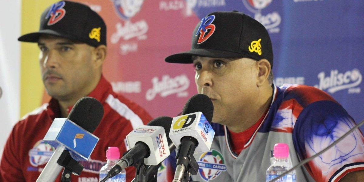 Lino Rivera dice RD no tiene rival preferido para semifinal Serie del Caribe