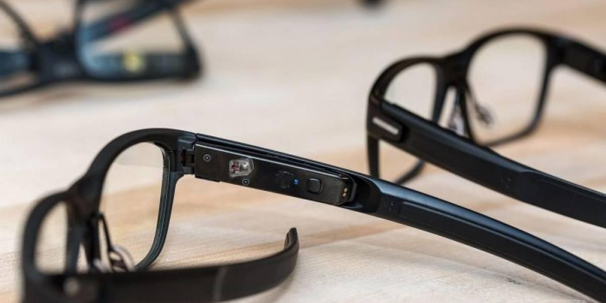 Intel da a conocer Vaunt, sus anteojos de realidad aumentada