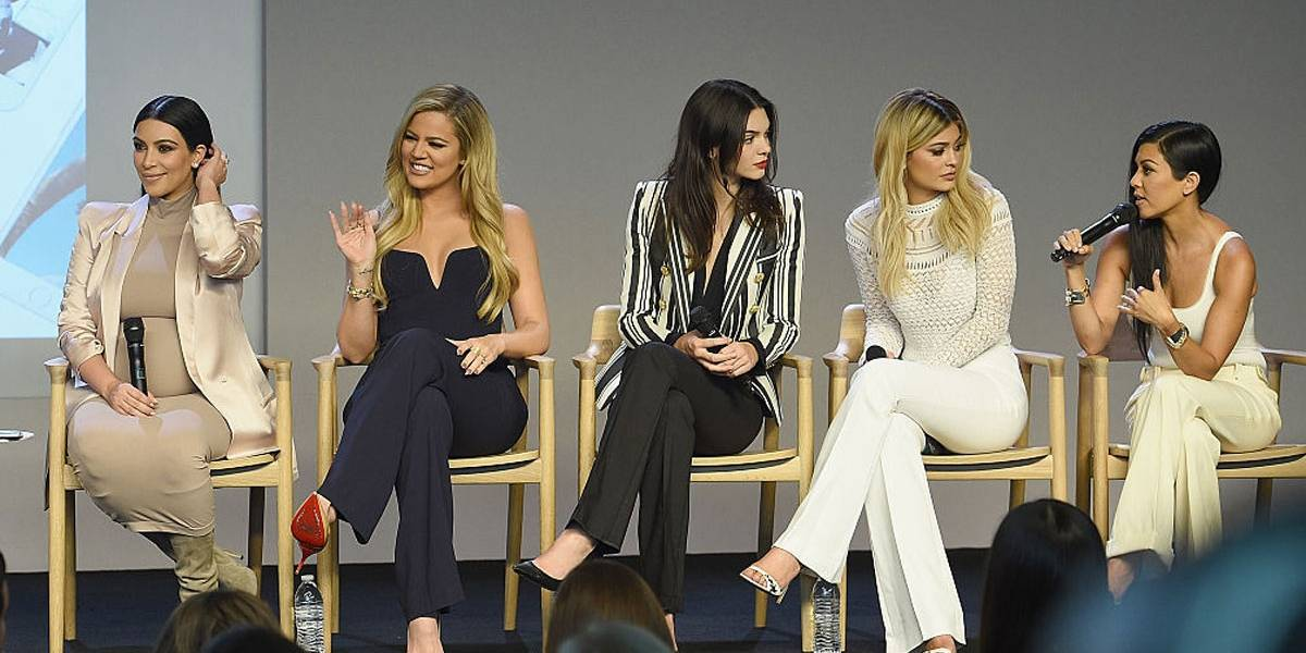 Descubra aqui a mais rica entre as irmãs Jenner e Kardashian