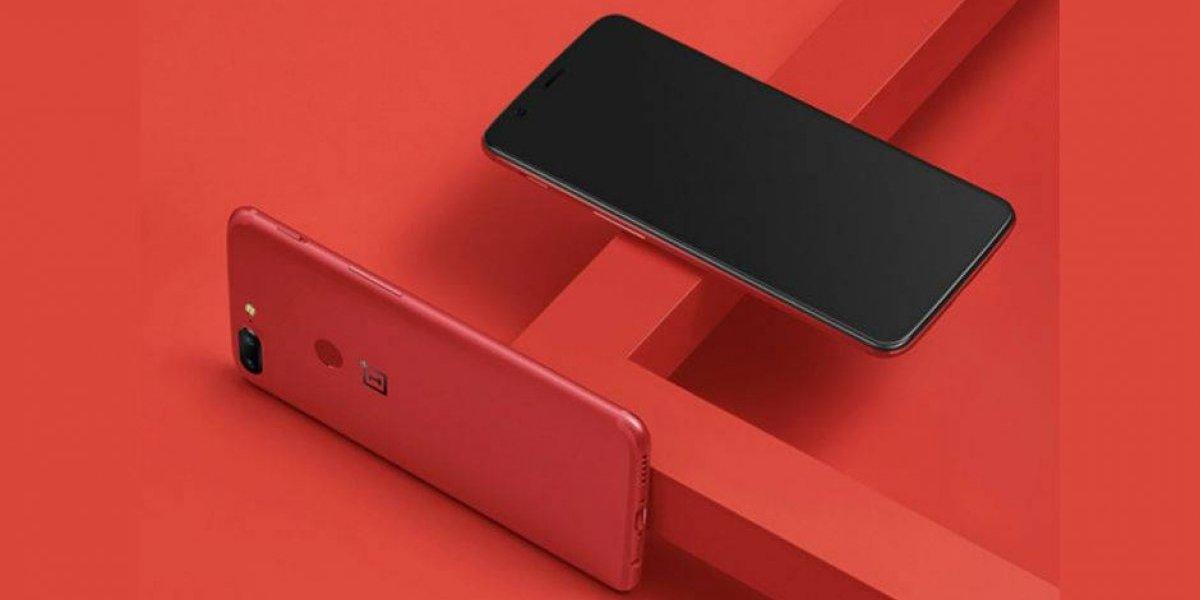 El OnePlus 5T que vas a querer tener este San Valentín