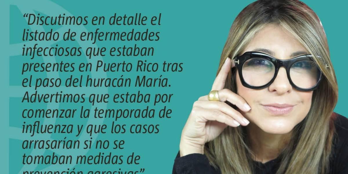 Puerto Rico: un nicho ideal para la influenza