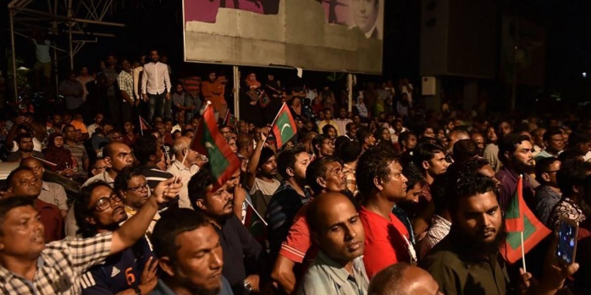 Maldivas, en estado de emergencia y creciente tensión política