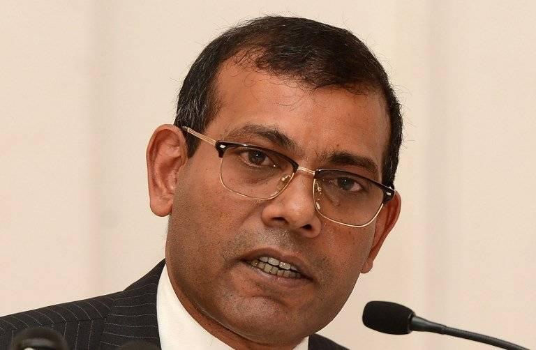 Mohamed Nasheed, expresidente de Maldivas