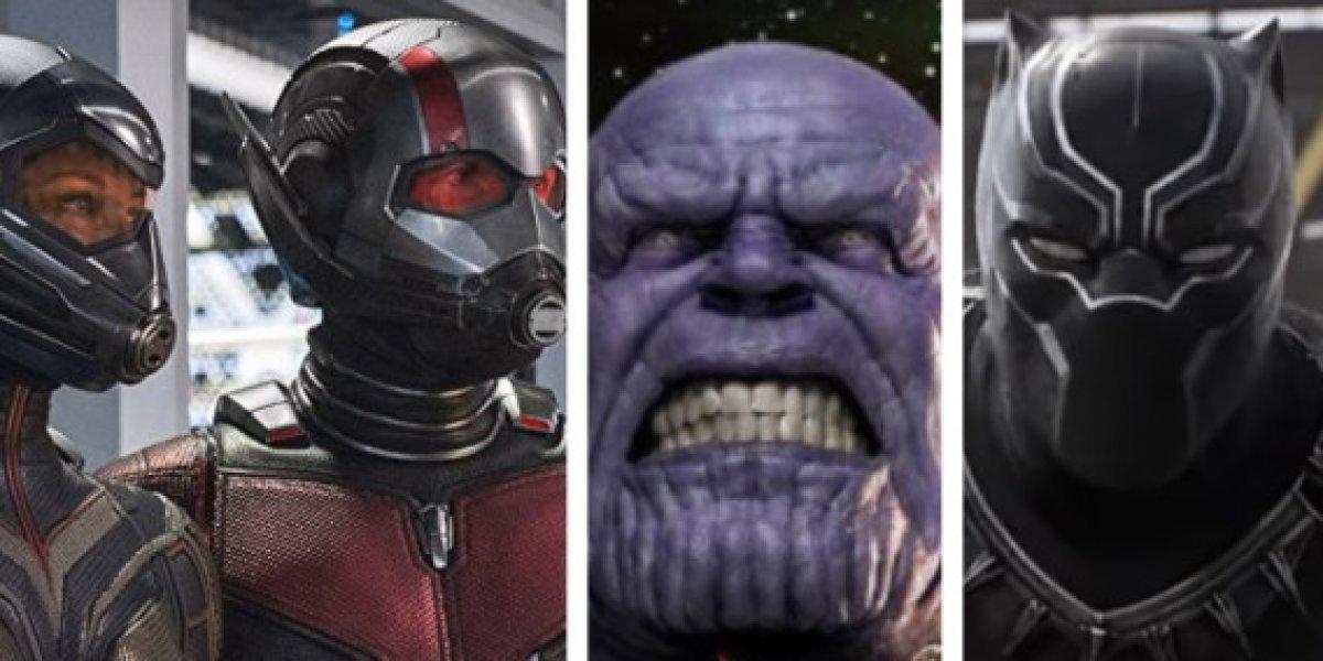 Marvel celebra 10 años con tres estrenos de cine en 2018