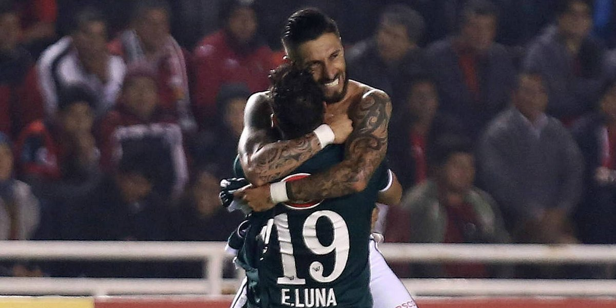 Wanderers hace historia al vencer a Melgar en Perú y avanza en la Libertadores