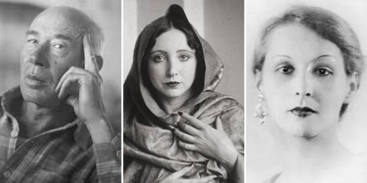 Henry Miller, Anaïs Nin y June Miller