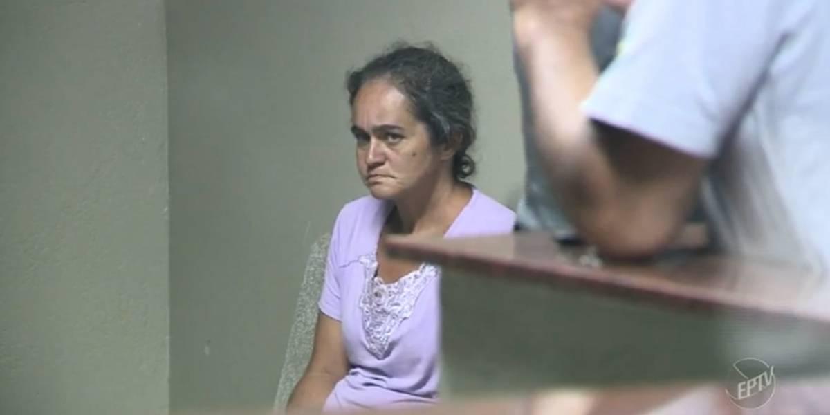 Mulher tenta trocar neto de quatro meses por bebida e acaba presa