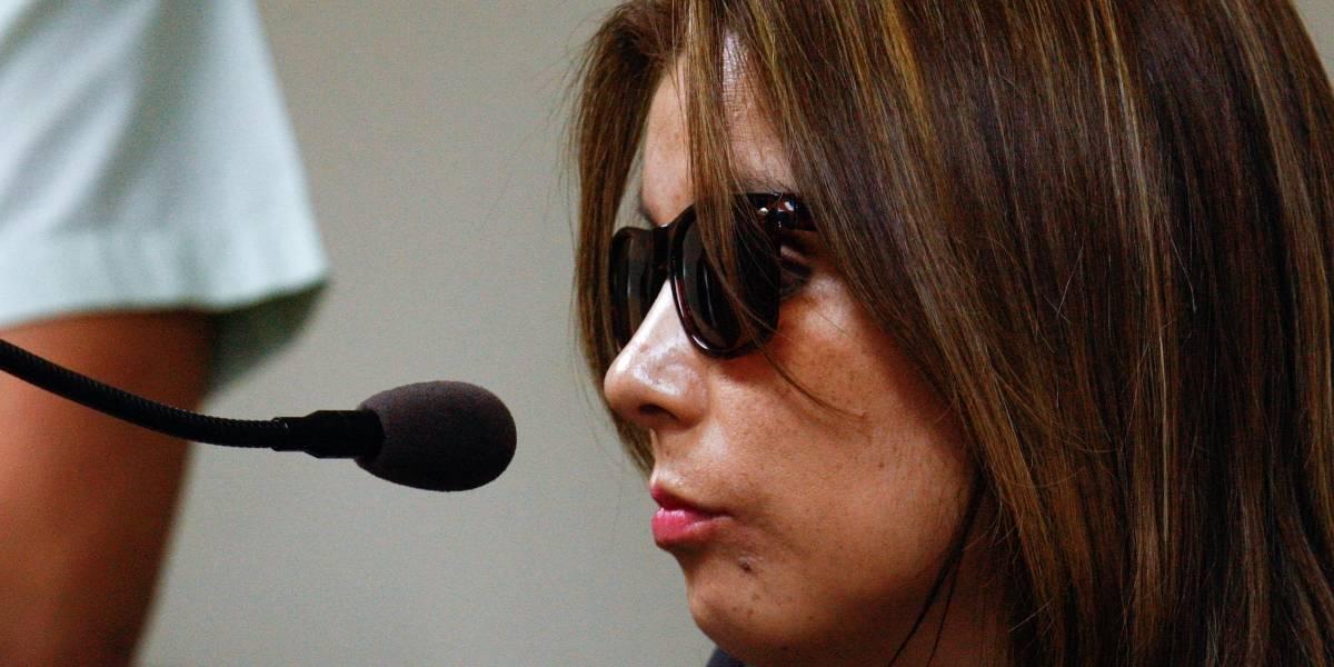 Nabila Rifo demandó a su ex pareja y agresor Mauricio Ortega: pide 400 millones por concepto de daño moral