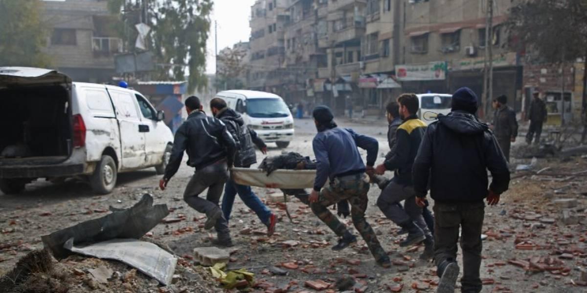 La ONU investiga nuevo ataque con gas cloro en Siria