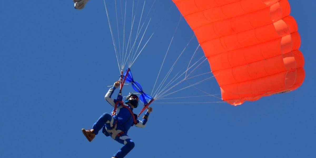 Que saber antes de lanzarse en paracaídas