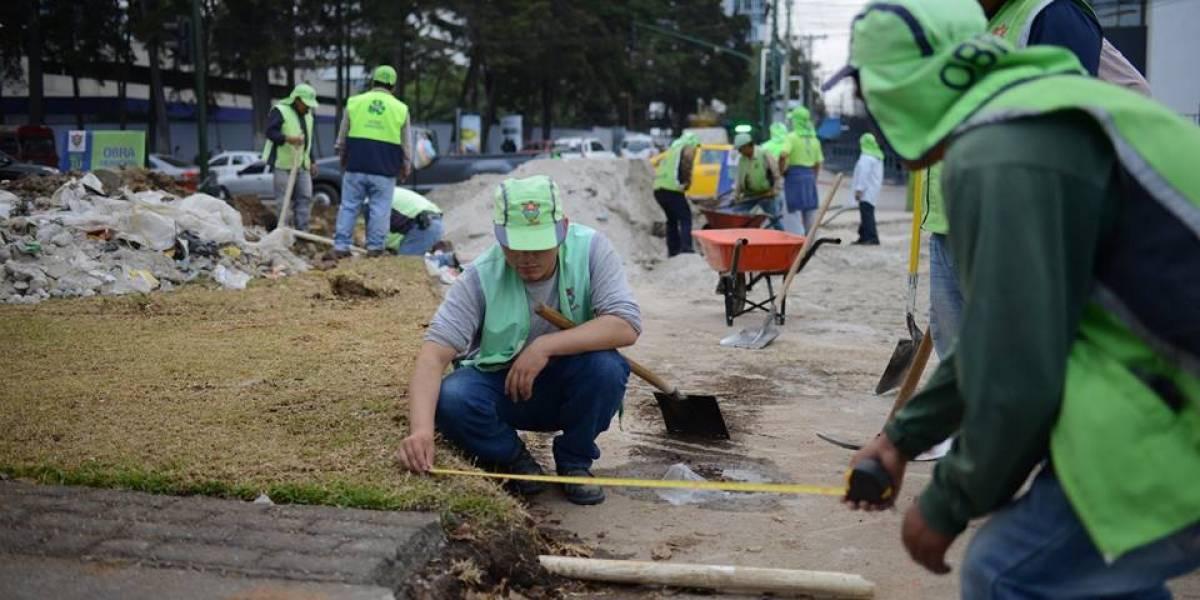Proyecto de la Plaza España incluirá una ciclovía y paso peatonal
