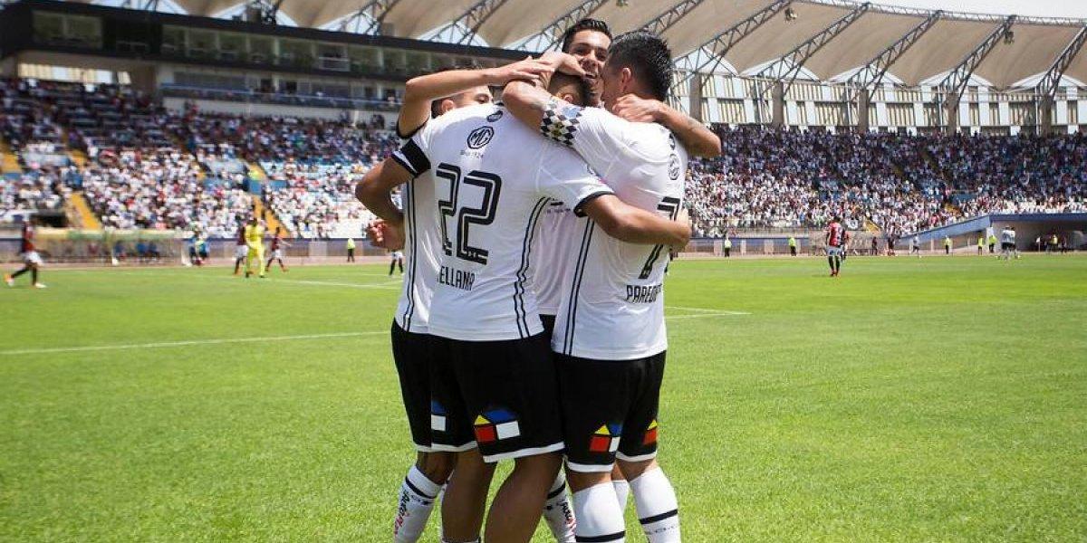 """Colo Colo jugará un partido amistoso con sus """"patas"""" de Alianza Lima"""