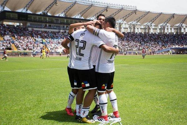Colo Colo quiere llegar lo mejor preparado a la Libertadores / imagen: Photosport