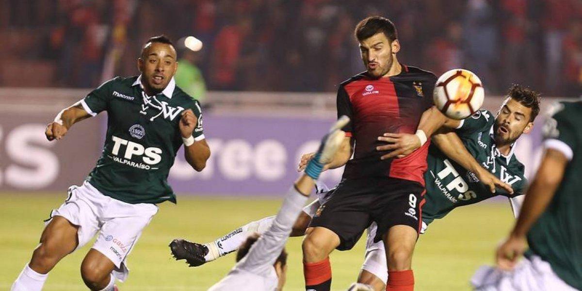 Así vivimos el histórico triunfo de Wanderers sobre Melgar en Perú por la Libertadores