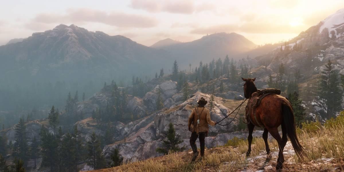 """""""Red Dead Redemption 2 para PC"""" aparece en el LinkedIn de un empleado de Rockstar Games"""