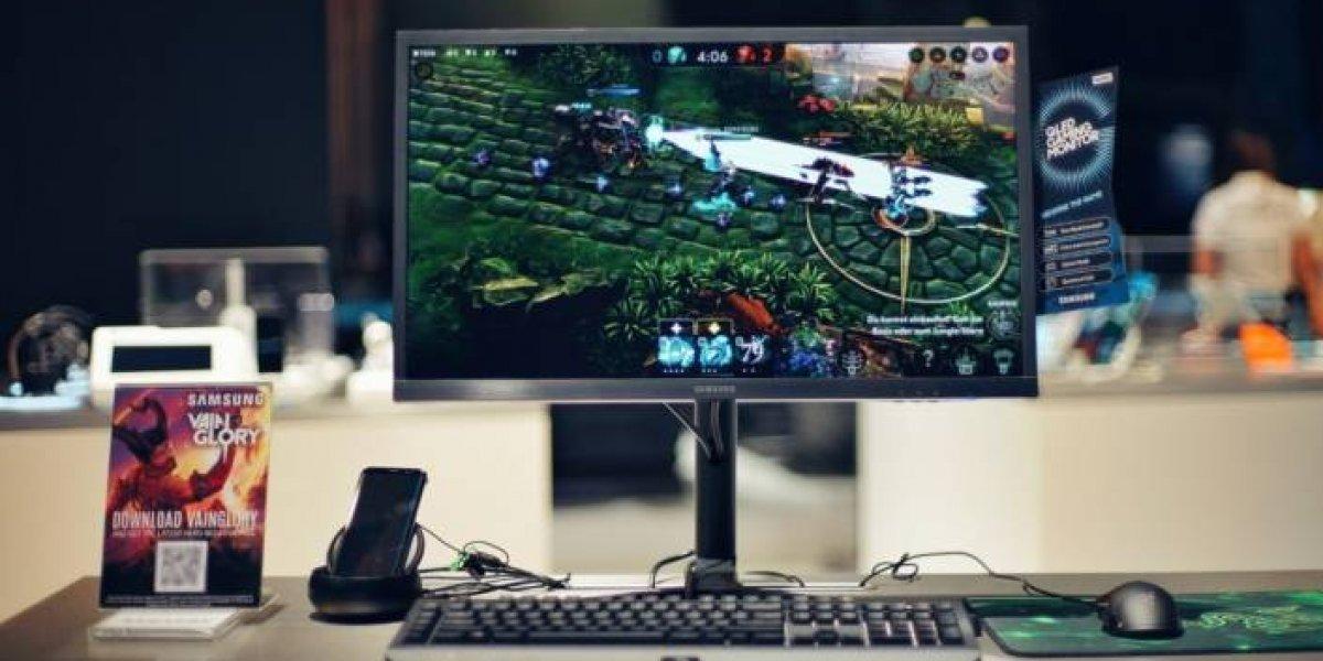 Lanzan la nueva herramienta Samsung DeX