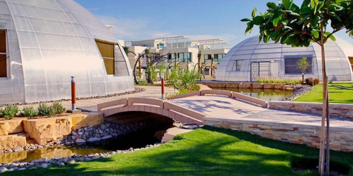 Así es la ciudad sostenible que está financiando Dubai