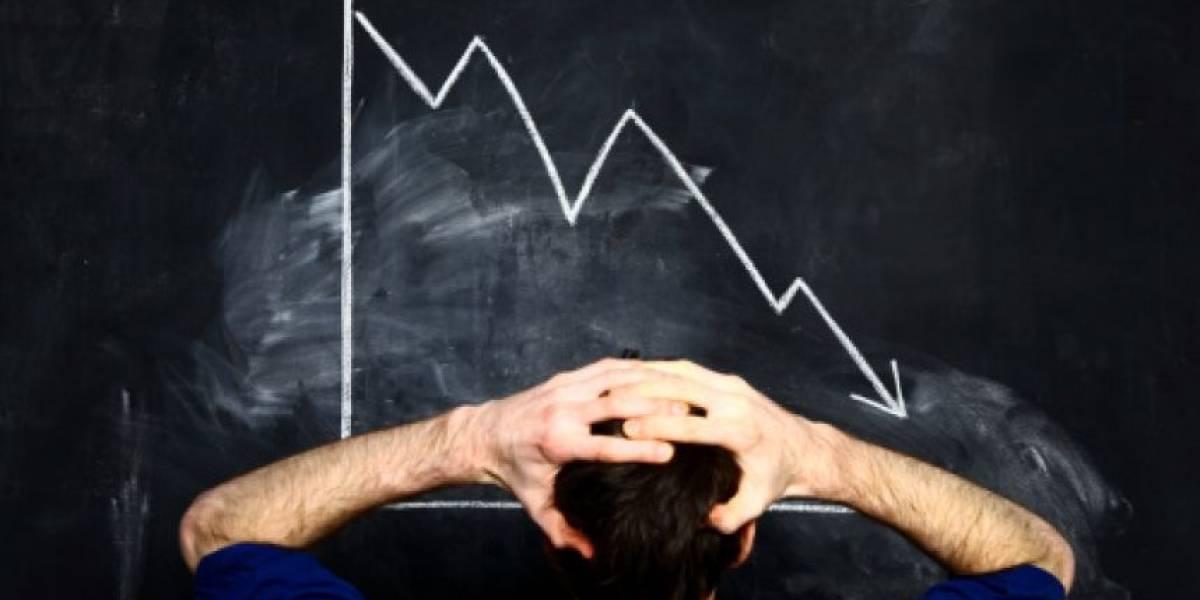 Bolsas asiáticas se desploman tras caída del Dow Jones