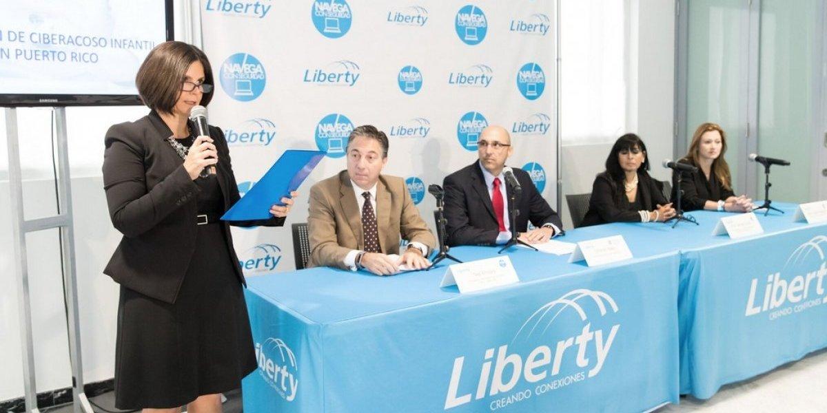 Liberty presenta iniciativas para navegar Internet de forma segura