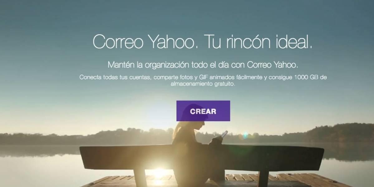 Correo de Yahoo vuelve a presentar fallas en su servicio