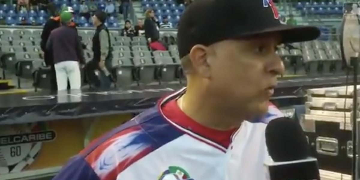 'RD no tiene rival preferido para semifinal Serie del Caribe': Lino Rivera