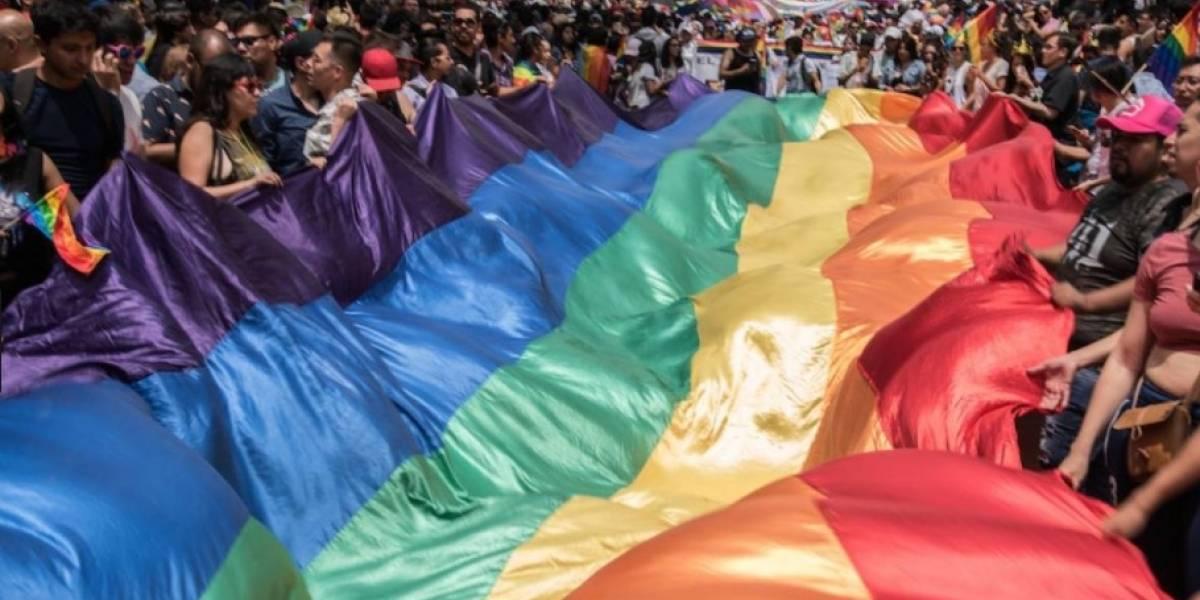 Buscan incluir la letra 'K' al acrónimo LGBTIQ+