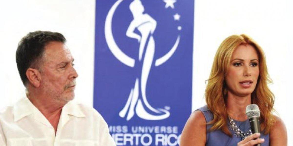 """Destronados """"Luisito"""" y Desireé de Miss Universe P. R."""