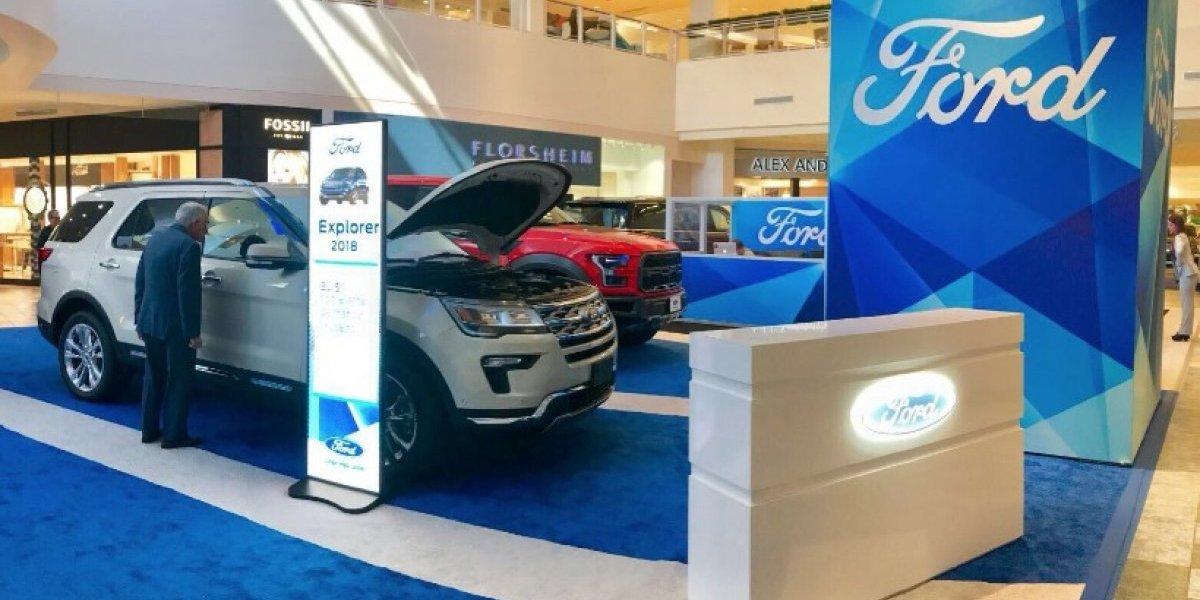 Ford registra aumento del 33 por ciento en ventas de enero