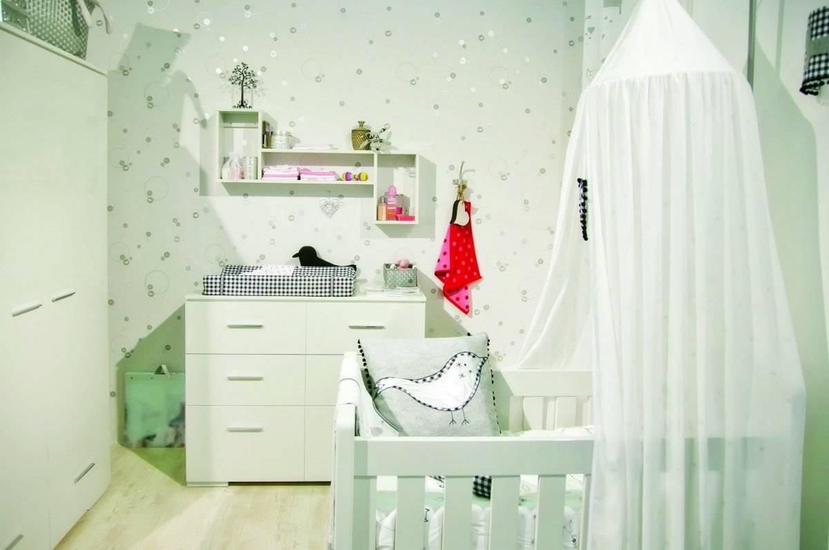 ¿Cómo decorar el cuarto de tu bebé?