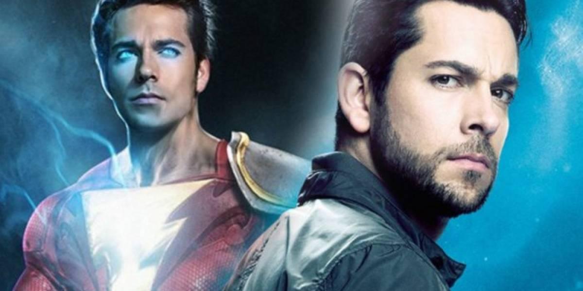 Shazam ya tiene sinopsis oficial de su película